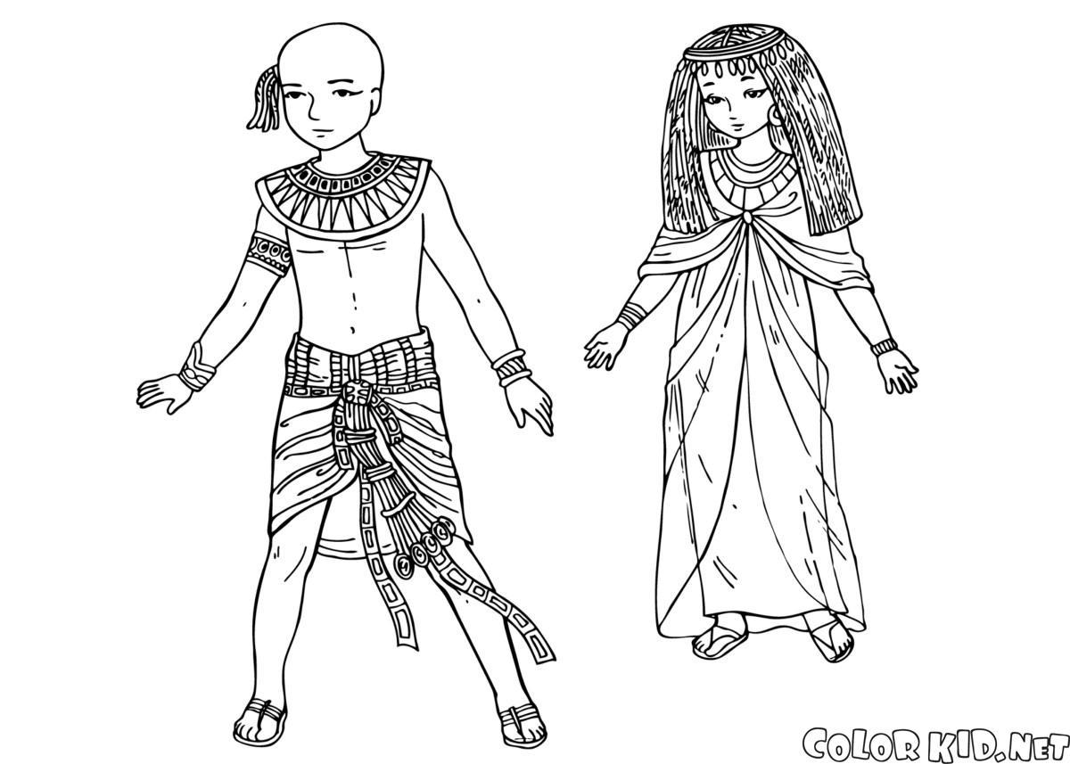 古埃及兒童