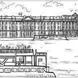 冬宮聖彼得堡
