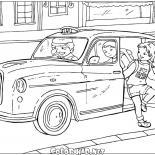 英國出租車